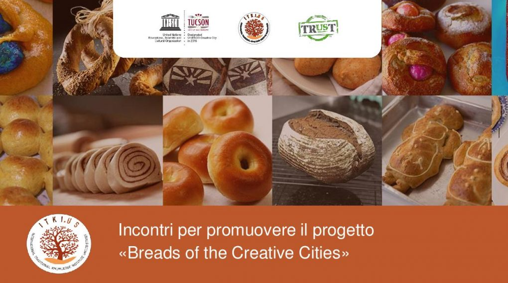 """Breads of the creative cities"": Fabriano's bread and the UNESCO Creative Cities"