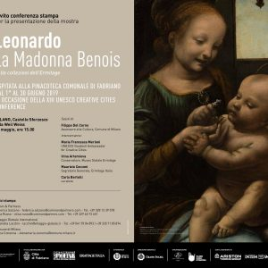 Leonardo. The Madonna Benois- from the Ermitage collections (01-30 June 2019)