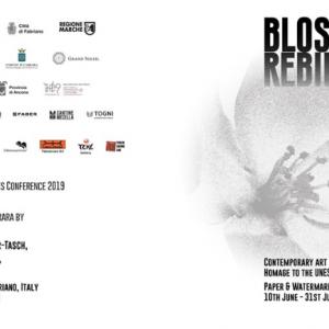 "Art exhibition: ""Blossom of Rebirth"""