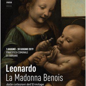 Informazioni importanti per la visita alla Madonna Benois, dal 24 al 30 Giugno