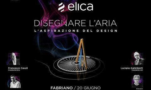 """""""Disegnare l'aria"""", con ELICA il 20 Giugno 2019"""