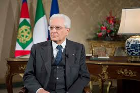 Mattarella, Xing Qu, Conte and Bonisoli for the first session of the UNESCO Conference